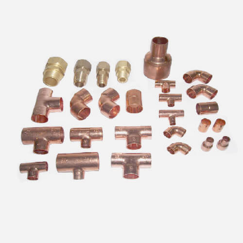 Medical Grade Copper Fitting